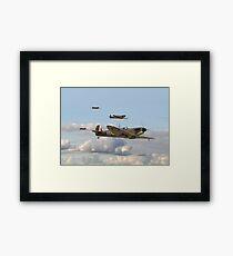Spitfire - 54 Squadron RAF Framed Print