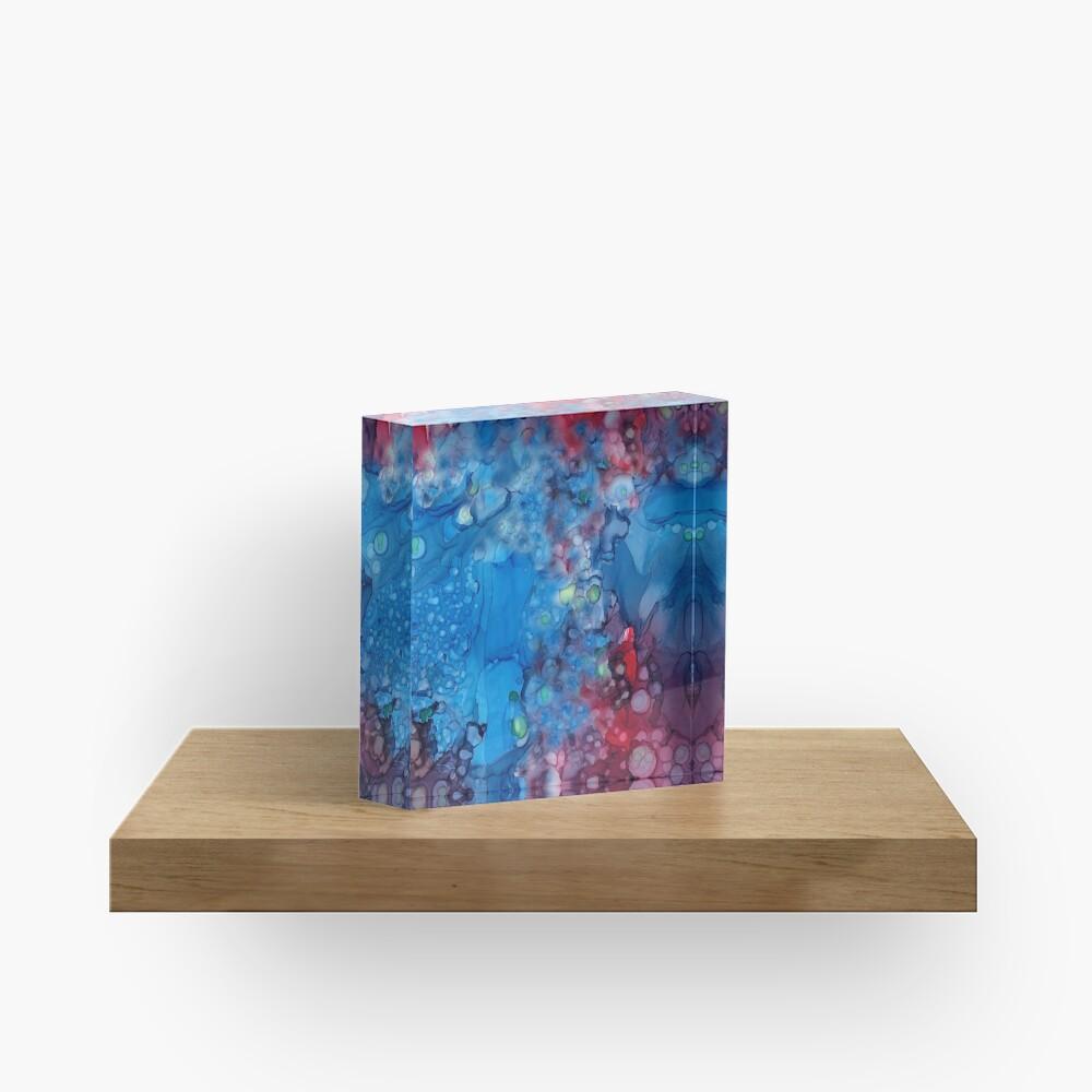 Primordial Soup Acrylic Block