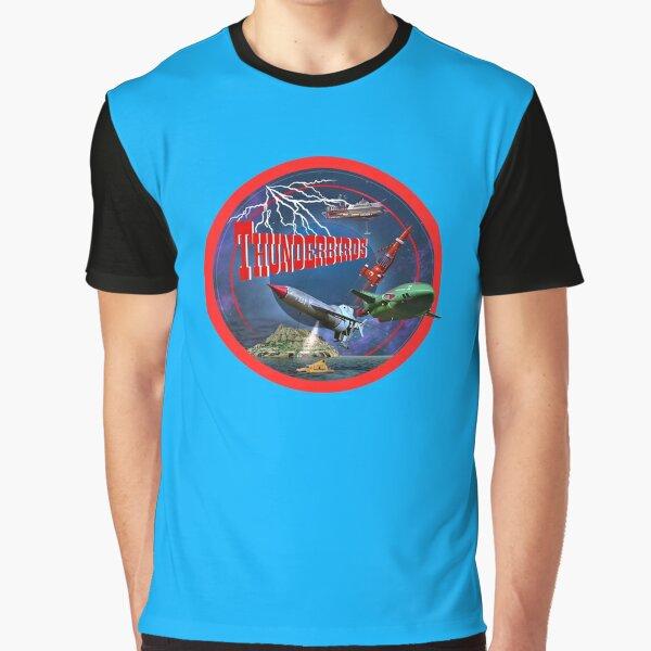 THUNDERBIRDS CIRCLE 1 Graphic T-Shirt