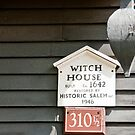 Witch House by phil decocco