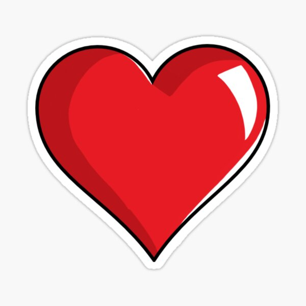 Have A Heart Sticker