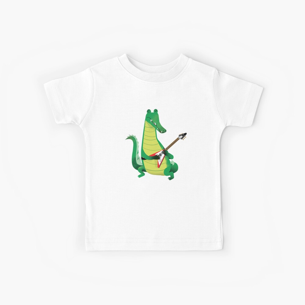 Crocodile Rock Kids T-Shirt