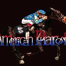 American Pharoah by Ginny Luttrell