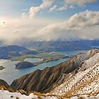 New Zealand - Mount Roy  by Steven  Sandner
