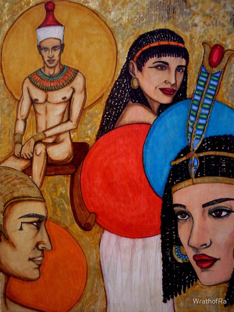 The Pharaoh's Wife by WrathofRa