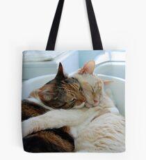 Embraceable Katz Tote Bag