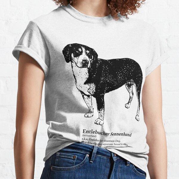 Entlebucher Sennenhund Classic T-Shirt