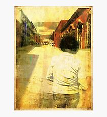 Streets of Dirt 2 Photographic Print