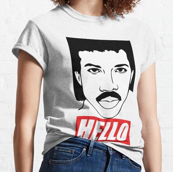 Lionel Richie- Hello Classic T-Shirt