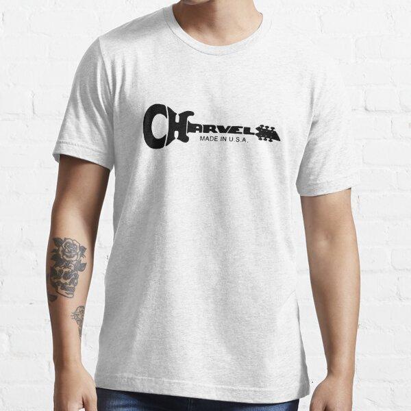 Best Seller - Charvel Logo Merchandise Essential T-Shirt