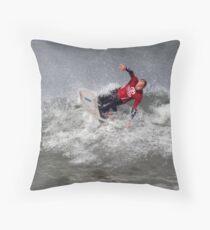 In Winning Form Throw Pillow