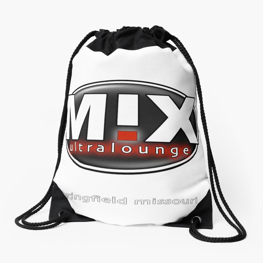 Mix Ultralounge Original Logo Drawstring Bag