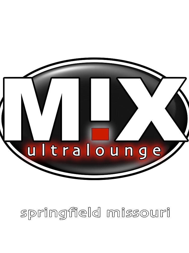 Mix Ultralounge Original Logo by jeremyrick