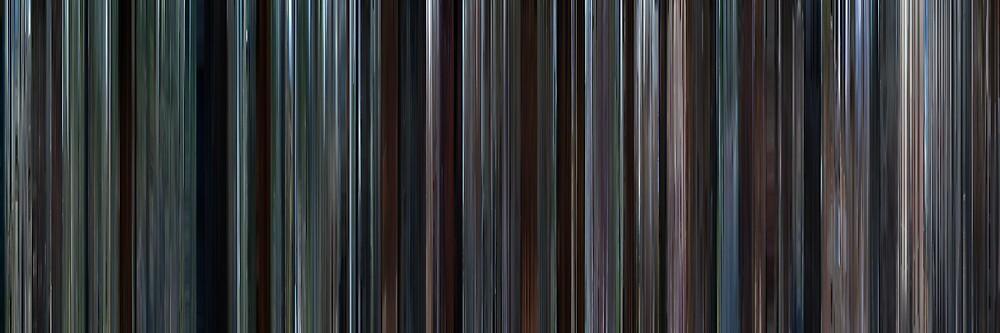 Moviebarcode: Brokeback Mountain (2005) by moviebarcode