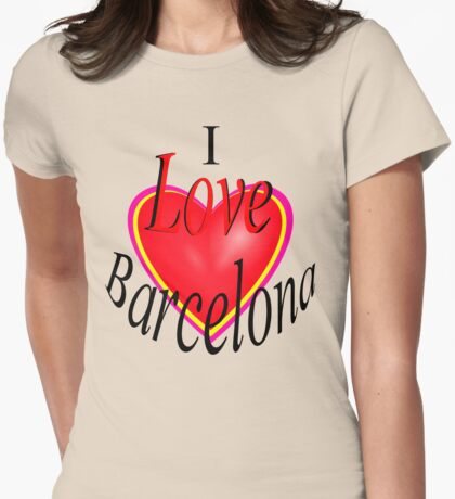 I Love Barcelona! T-Shirt