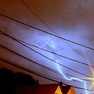 let there be lightning by Scott Curti