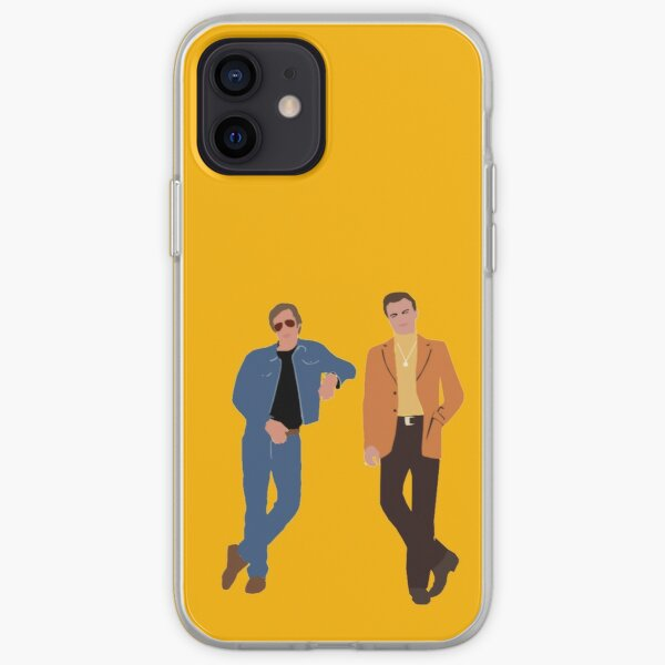 Once upon a time in Hollywood Coque souple iPhone