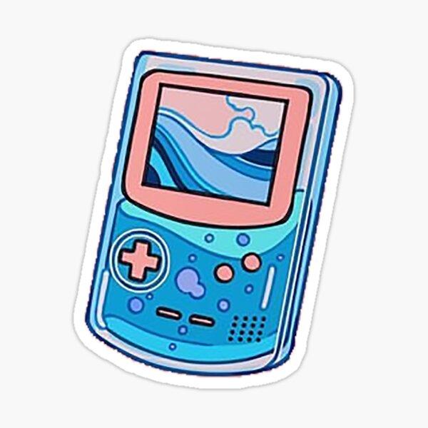 Nintendo Water Game Boy Pegatina