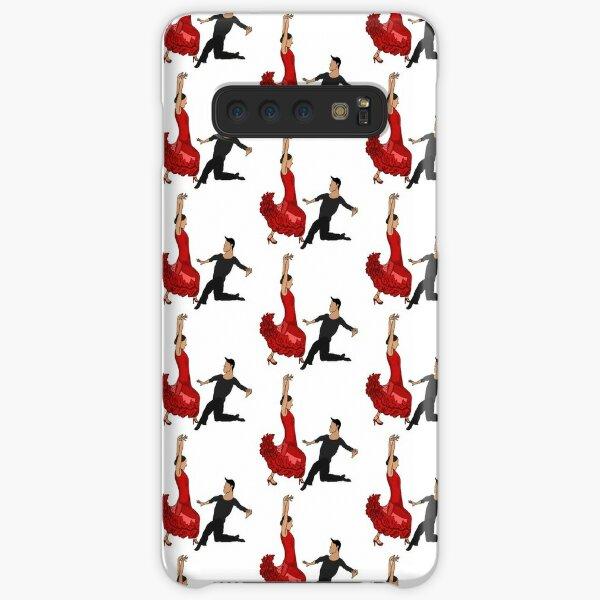 Salsa Dancers Samsung Galaxy Snap Case