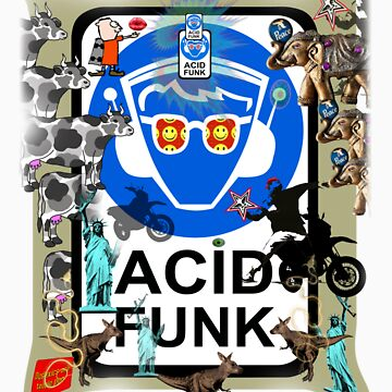 Acid funkket T by ClearLightDotTV
