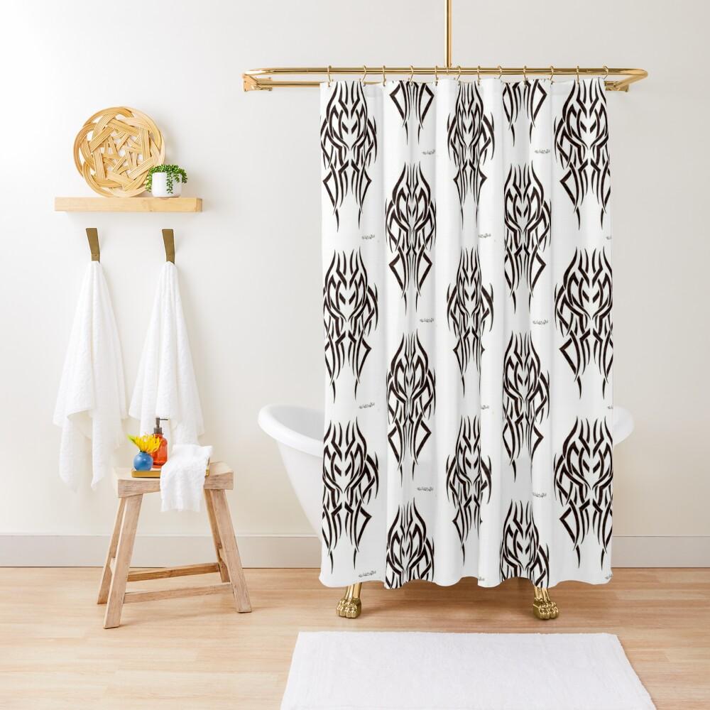 Conformity  Shower Curtain