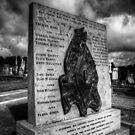 Hunger Strike Memorial by Mark Hyland