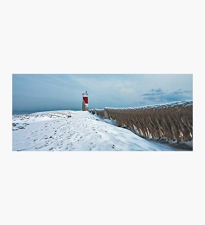 Irondequoit light house Photographic Print
