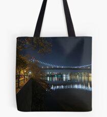 Manhattan in motion - Astoria park Tote Bag