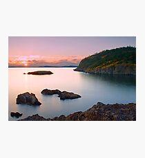 Rosario Strait Photographic Print