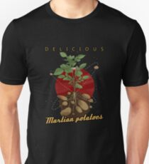 The Martian: potatoes Unisex T-Shirt
