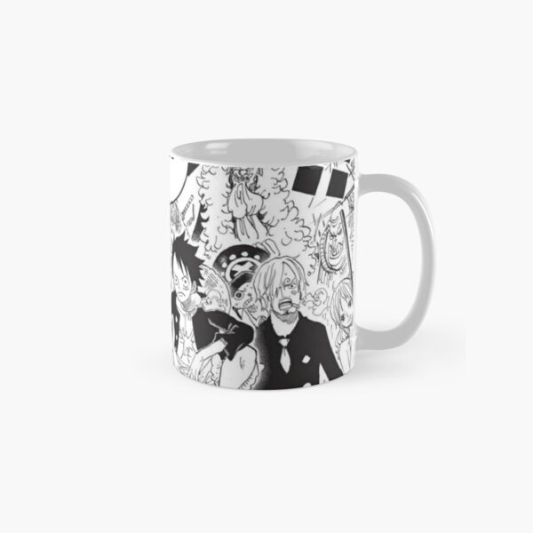 Manga one piece Mug classique
