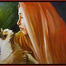 Cat Whisper by Noel78