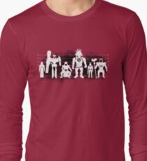 Plastic Villains / The Usual Suspects Long Sleeve T-Shirt
