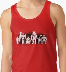 Plastic Villains / The Usual Suspects Tank Top