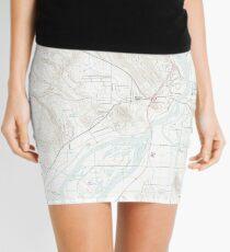 USGS Topo Map Oregon Klamath Falls 20110816 TM Mini Skirt