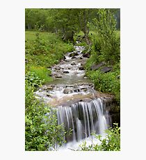 Spring Water Photographic Print