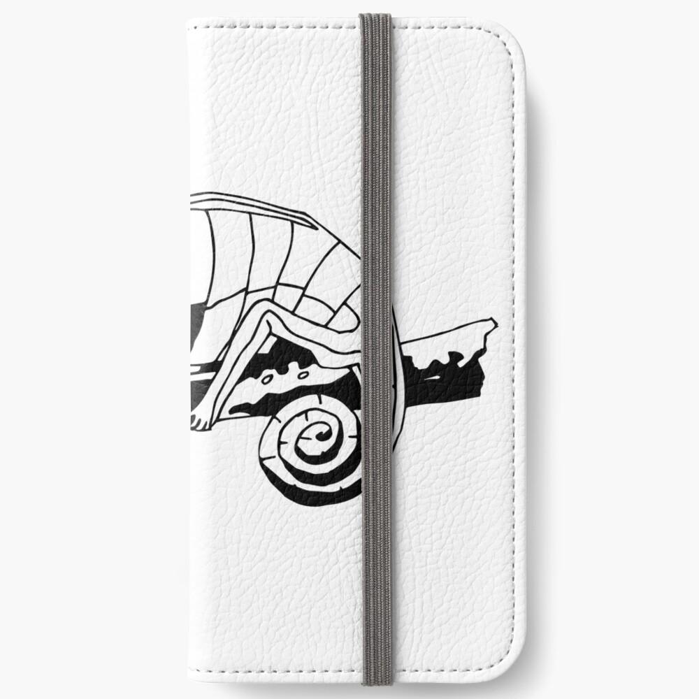 Chameleon Vector iPhone Wallet