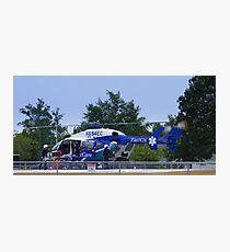 Transport Helicopter Photographic Print