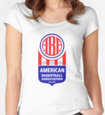 ABA Vintage Women's Fitted Scoop T-Shirt
