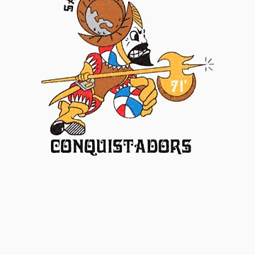 San Diego  Conquistadors by vintagesports