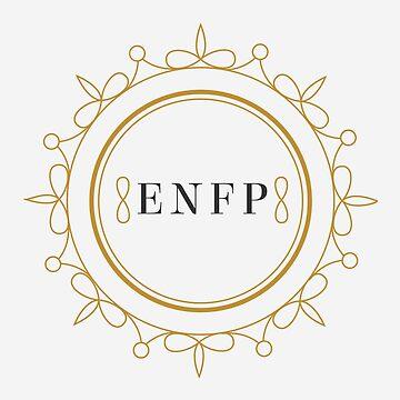 ENFP Ornamental Insignia (light) by eilamona