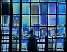 A Blue Pane. by Todd Rollins