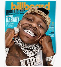 Dababy Poster Poster