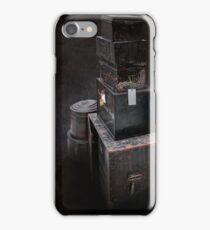 Luggage iPhone Case/Skin