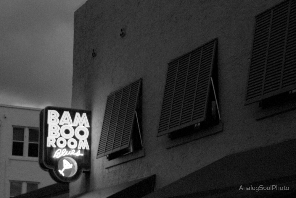 Bamboo Room, Lake Worth, FL by AnalogSoulPhoto