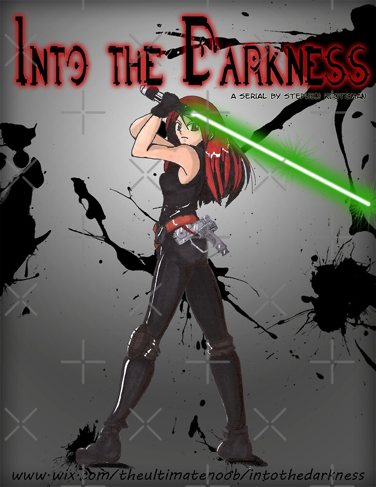 Into the Darkness by enelyawolfwood