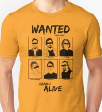 Wanted dead or ALIVE T-Shirt