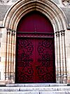 The Red Door by Kayleigh Walmsley