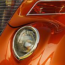 Color, Curves & Chrome. by Todd Rollins