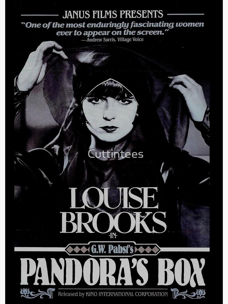 Pandora's Box 1929 by Cuttintees
